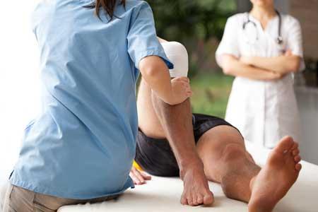 riabilitazione ginocchio roma