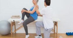 La fisioterapia per le persone anziane