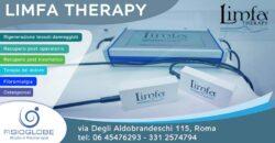 LIMFA© Therapy: la fisioterapia a Roma più efficace