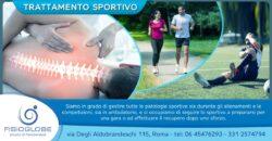 La riabilitazione nello sport