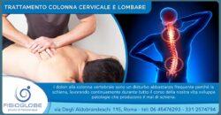 La fisioterapia per la colonna cervicale e lombare