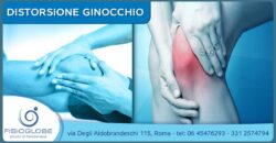 Distorsione al ginocchio: cosa fare e tempi di recupero