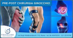 Legamento crociato anteriore e menisco: trattamento pre post intervento