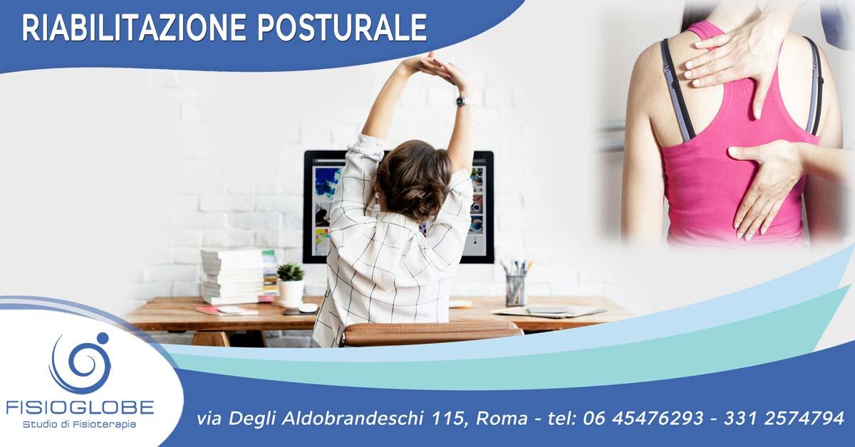 riabilitazione rieducazione posturale